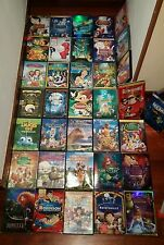 DVD DISNEY 2 A 13,99, 3 A 20,99, 4 A 27,99 5 A 34,99, 6 A 41,99 LOTTO STOCK