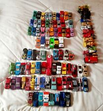 HOT WHEELS, MAJORETTE, & MATCHBOX VINTAGE LOT & Other Unnamed Vehicles 101 Cars