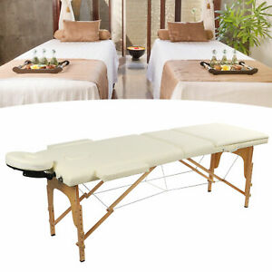 Spa Bed Fit for Human Body Curve Massage Table for Spa Accessory