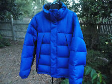 Roundtree & Yorke Outdoors, Royal Blue & Black Down Jacket, Size: L, EUC