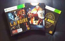 LA Noire L.A. Noire The Complete Edition - Microsoft Xbox 360 Game