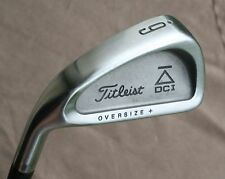 Left Hand Titleist DCI OS+ Oversize Plus 6 Iron VGC Original Stiff Graphite