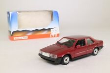 Polistil 05308; 1986 Volvo 780 Coupe; Metallic Red; 1:43 Scale, Very Good Boxed