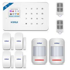 KERUI Home Monitoring protección antirrobo seguridad emergencia kit de alarma