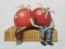 Cucina Tuscana Gayle Bighouse Art Print 12x4