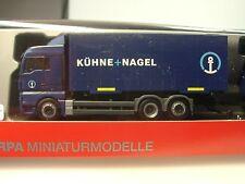 "Herpa MAN TGX XLX Euro 6 Eurocombi ""Kühne & Nagel"" - 306591 - 1/87"