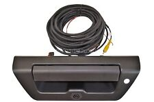 Tailgate Handle with Reverse Backup Camera Assembly for Ford F150 Manual Type