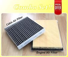 Engine&Carbonized Cabin Air Filter For CAMRY HYBRID RAV4  ES300h AVALON LS460
