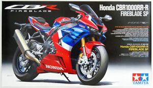 Tamiya 14138 1/12  Motorcycle Honda CBR1000RR-R FIREBLADE SP Model Kit