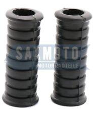 Gummi Fussrasten hinten YAMAHA DT50 DT80 DT100 DT125 DT175 Rear Footrest Rubbers