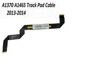 "Apple MacBook Air 11"" A1465 A1370 Trackpad Flex Ribbon Cable 593-1603-B 923-0432"