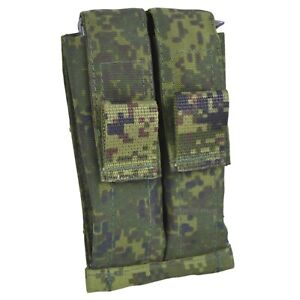 TECHINKOM Molle Pouch For 2 Pistol Mags Russian Army