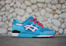 DS New Size 12 Asics x Bait Gel Lyte III 3 Teal Dragon Exclusive Global Re-Issue
