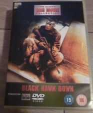 BLACK HAWK DOWN*DVD*THE CLASSIC WAR MOVIE COLLECTION EDITION*