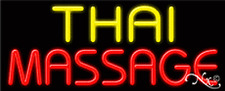 "Brand New ""Thai Massage"" 32x13 Real Neon Sign W/Custom Options 11223"