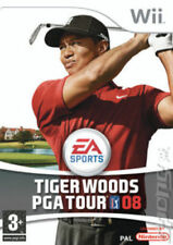 Wii & Wii U - Tiger Woods PGA Tour 08 (2008) **New & Sealed** Official UK Stock