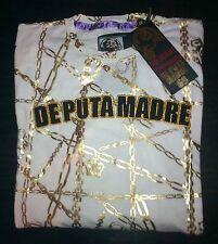 De Puta Madre Shirt Männer spezielle Langarm 100% Authentic Size XL NEU