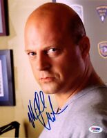 MICHAEL CHIKLIS SIGNED AUTOGRAPHED 8x10 PHOTO THE SHIELD PSA/DNA