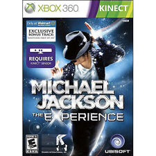 Michael Jackson: The Experience (Microsoft Xbox 360, 2011) complete