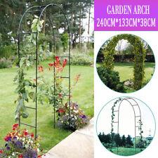 Garden Arch Outdoor Patio Arbor Arbour Gate Home Garden/ Wedding Party Decor AU