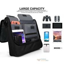 Travel Messenger Storage Carry Bag for Nintendo Switch Console and Accessories