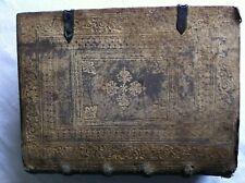 1650 DIDACI NISSENI ABBATIS OPERA OMNIA ANTIQUE BOOK MDCL