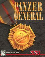 PANZER GENERAL '95 +1Click Windows 10 8 7 Vista XP Install