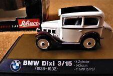 Schuco 1/43 - BMW 315 Dixi White and Brown. NEW !