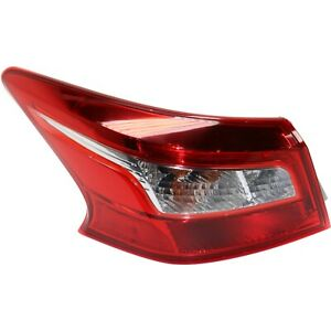 Outer Tail Light Lamp Assembly Driver Side LH LR for Nissan Sentra New