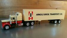 HERPA : Kenworth Truck with Trailer .1:87 Scale.