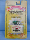 1995 MATCHBOX AUTHENTIC RECREATIONS N.4 GREEN MASSEY HARRIS TRACTOR DIECAST TOY