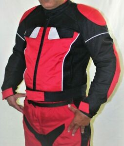 Motorcycle Jacket And Pants CE Armor Biker Safety Protective Riding Clothes/suit