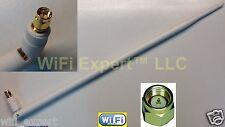 White 2.4GHz 9DBI antenna for Foscam FI8918W FI8910W FI8905W FI8904W cameras S2