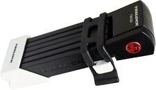 Trelock FS 200/100 two.go cierre plegable 100cm con Soporte Blanco blanco