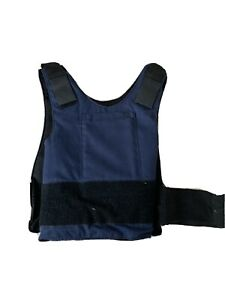 IIIA Safariland Concealable low-profile Body Armor Bulletproof Vest