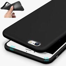 Pour iPhone 5 6S 7 8 Plus Ultra-mince Mat Translucide Souple Housse Etui Coque