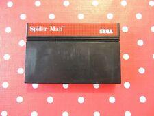Spider-Man Sega Master System nur Modul