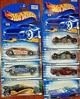NEW VINTAGE MATTEL HOT WHEELS COLLECTIBLES SERIES LOT OF 7 RARE VHTF FROM 2001