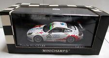 Minichamps 1/43 - Porsche 911 GT3 RS 1000km Spa-Francorchamps 2004 Ickx/Rabineau