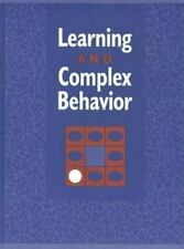 Learning and Complex Behavior by Donahoe, John W., Palmer, David C.