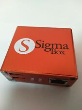Sigma box repair flash for Alcatel,Motorola,ZTE & other MTK+ 9 cables