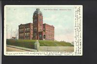 SCOTLAND, CONNECTICUT 1906 PICTURE POSTCARD, DOANE CL, WINDHAM CO. 1832/OP.