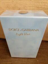 Dolce & Gabbana Light Blue Man's Pour Homme Spray 6.7 Oz - Brand new!