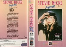 STEVIE NICKS - I CAN'T WAIT -VHS - PAL - NEW -Never played! -Original Oz release