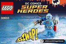 LEGO 30603 Mr Freeze Polybag DC Comics Super Heroes neuf batcave