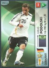 PANINI FIFA WORLD CUP-GOAAL 2006- #125-GERMANY-LUKAS PODOLSKI