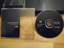 RARE UK PROMO Ray Davies CD The Storyteller KINKS The Creation Mari Wilson Reef