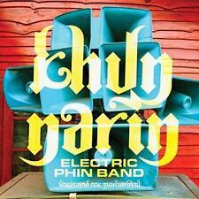 Khun Narin - Khun Narin's Electric Phin Band (NEW CD)