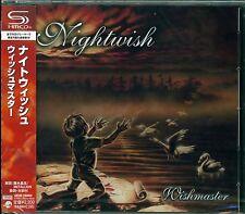 NIGHTWISH WISHMASTER CD +3 - JAPAN RMST SHM - Tarja Turunen - GIFT QUALITY!