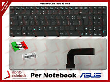 ASUS Tastiera Nera per Laptop (04GNV32KIT01-3) - Layout Italiano